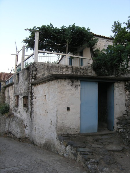 greece house