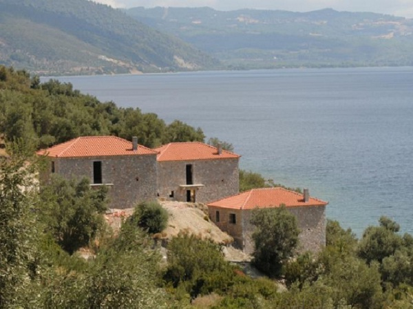 Immobilier grece : Central Greece, Island of Evia
